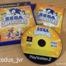 Videojuegos y Consolas: SEGA SUPERSTARS JUEGO PARA PLAYSTATION PLAY STATION PS2 PAL VERSIÓN ESPAÑOLA EYE TOY EXCELENTE. Lote 64782431