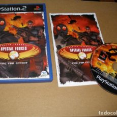 Videojuegos y Consolas: COUNTER TERRORIST - SPECIAL FORCES - JUEGO PS2 - PLAY2. Lote 65035679