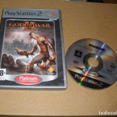 Videojuegos y Consolas: GOD OF WAR 2 - JUEGO PS2 - PLAY2. Lote 65037003