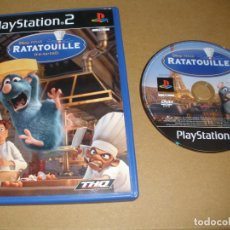 Videojuegos y Consolas: RATATOUILLE - DISNEY PIXAR - VIDEOJUEGO PS2- PLAY 2. Lote 65040695