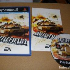 Videojuegos y Consolas: BATTLEFIELD 2 - MODERN COMBAT - VIDEOJUEGOS PS2 - PLAY 2. Lote 65042059