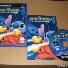 Videojuegos y Consolas: STITCH EXPERIMENT 626 - JUEGO PLAY 2 - PS2. Lote 65071299