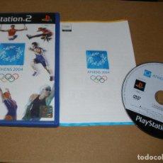 Videojuegos y Consolas: ATENAS 2004 - JUEGO PLAY2 - PS2. Lote 65084527