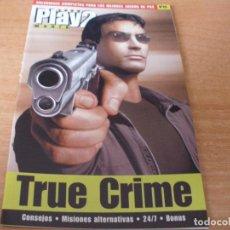Videojuegos y Consolas: GUIA COMPLETA PARA EL JUEGO - TRUE CRIME - PS2 - PLAY2. Lote 65093459