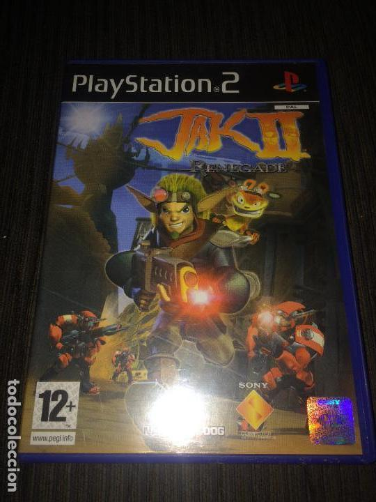 Jak Daxter 2 Ii Renegade Sony Ps2 Playstati Kaufen Videospiele