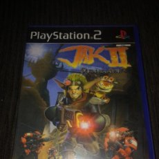 Videojuegos y Consolas: JAK & DAXTER 2 II RENEGADE - SONY PS2 PLAYSTATION 2 - PAL ENGLISH -. Lote 103621164