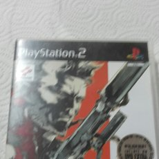 Videojuegos y Consolas: JUEGO PS2 METAL GEAR SOLID 2, SONS OF LIBERTY. Lote 66019398