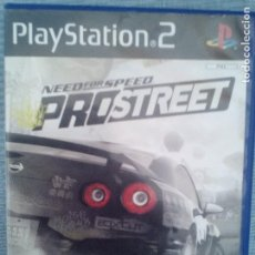 Videojuegos y Consolas: NEED FOR SPEED PRO STREET. Lote 63596868