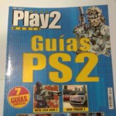 Videojuegos y Consolas: GUIAS PS2 PLAY MANIA. Lote 67049927