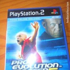 Videojuegos y Consolas: PRO EVOLUTION SOCCER 5 - JUEGO PS2 PLAYSTATION 2 . Lote 67508669