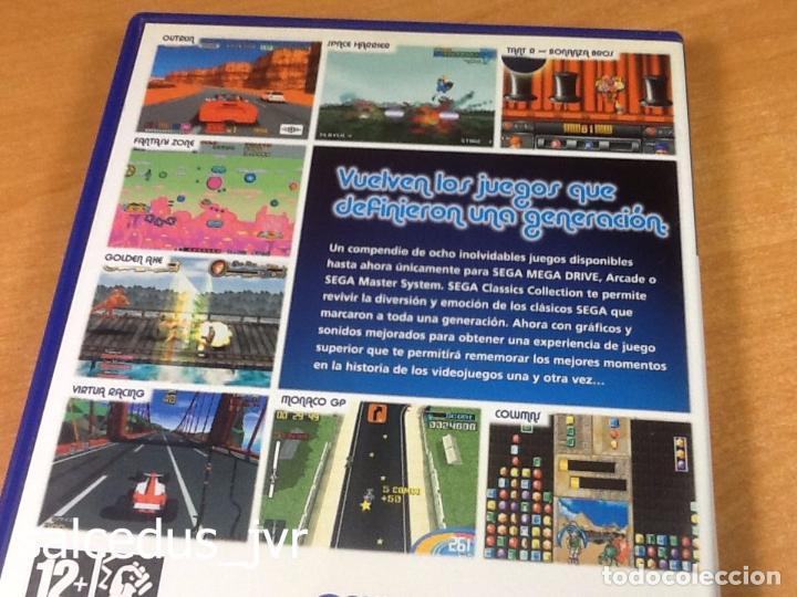 Sega classics collection juego para sony play s - Sold