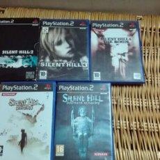 Videojuegos y Consolas: SILENT HILL COLECCIÓN PLAYSTATION 2. Lote 68894665