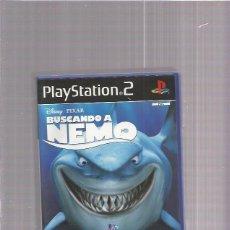 Videojuegos y Consolas: BUSCANDO NEMO PLAYSTATION 2. Lote 70237141