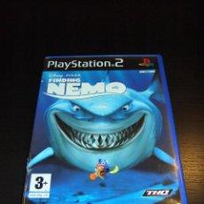 Videojuegos y Consolas: FINDING NEMO - PS2 - BUSCANDO A NEMO. Lote 71849363