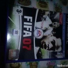 Videojuegos y Consolas: PLAY STATION 2. FIFA 07. . Lote 72323203