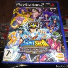 Videojuegos y Consolas: PS2,SAINT SEIYA THE HADES,PAL ESPAÑA,PRECINTADO A ESTRENAR. Lote 73550973