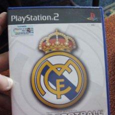 Videojuegos y Consolas: JUEGO PLAYSTATION 2 REAL MADRID PS2. Lote 75068163