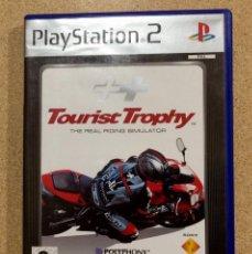 Videojuegos y Consolas: TOURIST TROPHY. Lote 133295437
