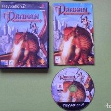 Videojuegos y Consolas: DRAKAN - THE ANCIENTS GATES - PS2 - PLAYSTATION 2. Lote 76679675