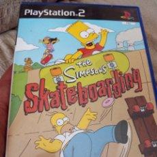 Videojuegos y Consolas: JUEGO PS2 LOS SIMPSONS. Lote 76759143