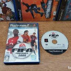 Videojuegos y Consolas: JUEGO SONY PLAYSTATION 2-FIFA 2005-ED.ESPAÑOLA-PAL. Lote 77060041