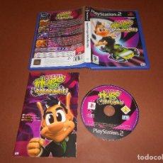 Videojuegos y Consolas: AGENT HUGO ROBORUMBLE - PS2 - CON MANUAL DE INTRUCCIONES. Lote 78133553