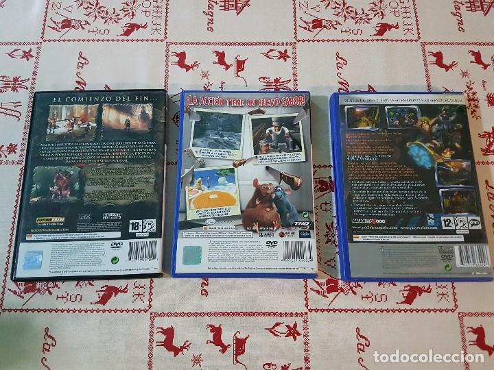 Videojuegos y Consolas: Juegos de playstation 2 en sus cajas originales - Foto 2 - 78190985