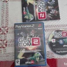 Videojuegos y Consolas: PS2 GUN COM 2 PAL ESPAÑA PLAYSTATION 2. Lote 80340609