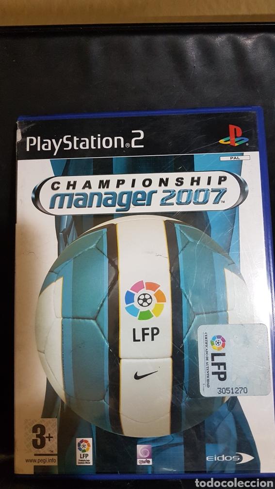 consolas de videojuegos 2007