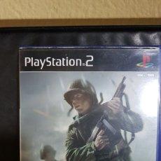 Videojuegos y Consolas: PS2 MEDAL OF HONOR FRONTLINE. Lote 82212086