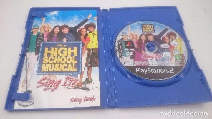 Videojuegos y Consolas: HIGH SCHOOL MUSICAL SING + DANCE UK SONY PLAYSTATION PS2 PAL.ENVIOS COMBINADOS - Foto 4 - 84391840