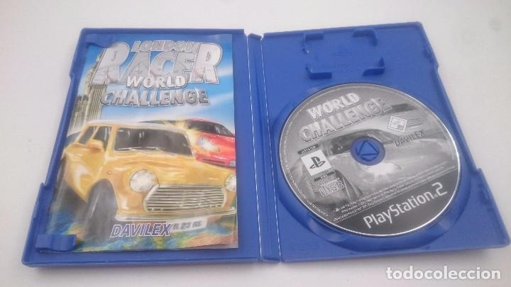 LONDON RACER WORLD CHALLENGE SONY PLAYSTATION PS2 PAL.ENVIOS COMBINADOS (Juguetes - Videojuegos y Consolas - Sony - PS2)