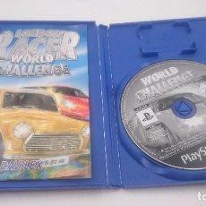 Videojuegos y Consolas: LONDON RACER WORLD CHALLENGE SONY PLAYSTATION PS2 PAL.ENVIOS COMBINADOS. Lote 84392056