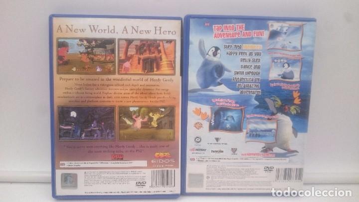 Videojuegos y Consolas: HERDY GERDY +HAPPY FEET SONY PLAYSTATION PS2 PAL.ENVIOS COMBINADOS - Foto 2 - 84392248
