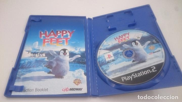 Videojuegos y Consolas: HERDY GERDY +HAPPY FEET SONY PLAYSTATION PS2 PAL.ENVIOS COMBINADOS - Foto 3 - 84392248