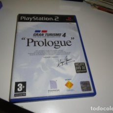 Videojuegos y Consolas: PLAYSTATION 2 GRAN TURISMO 4 PROLOGUE SOLO CONTIENE EL DVD FALTA EL JUEGO EL MANUAL TAMBIEN LO TRAE . Lote 84741264