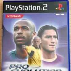 Videojuegos y Consolas: PLAYSTATION GAME PRO EVOLUTION SOCCER 4 - JUEGO - PS2 PLAY STATION . Lote 86719720