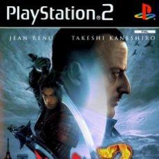Videojuegos y Consolas: PLAY STATION 2 GAME ONIMUSHA 3 PS2 - JUEGO PS2 PLAYSTATION . Lote 86720064