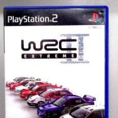 Videojuegos y Consolas: PLAYSTATION GAME WRC II EXTREME - JUEGO - PS2 PLAY STATION. Lote 86723820