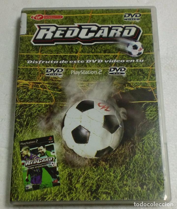 INTERACTIVE - DVD VIDEO/DVD ROM - PLAY SATATION 2 - REDCARD