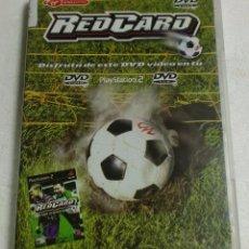 Videojuegos y Consolas: INTERACTIVE - DVD VIDEO/DVD ROM - PLAY SATATION 2 - REDCARD. Lote 87308404