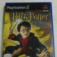 Videojuegos y Consolas: EA GAMES - PLAY STATION 2 - HARRY POTTER Y LA CÁMARA SECRETA. Lote 87315804