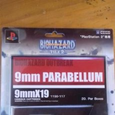 Videojuegos y Consolas: BIOHAZARD RESIDENT EVIL OUTBREAK: FILE #2 MEMORY CARD 8MB - HORI - PLAYSTATION 2™ (PS2™). Lote 89075428