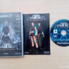 Videojuegos y Consolas: TOMB RAIDER - THE ANGEL OF DARKNESS (PS2) (COMPLETO). Lote 89364336
