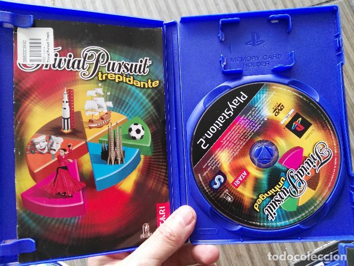 Videojuegos y Consolas: Juego ps2 trivial pursuit - Foto 2 - 89473844