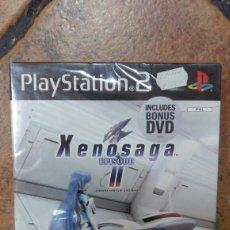 Videojuegos y Consolas: XENOSAGA EPISODE II PLAY STATION 2 PRECINTADO. Lote 89856384