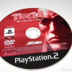 Jeux Vidéo et Consoles: JUEGO TUROK EVOLUTION - SOLO DISCO - PS2 PLAYSTATION 2. Lote 91282085