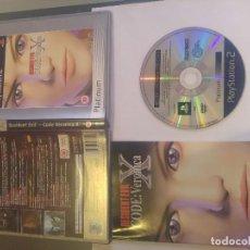 Videojuegos y Consolas: RESIDENT EVIL CODE VERONICA X PAL-ESPAÑA COMPLETO . Lote 101767424