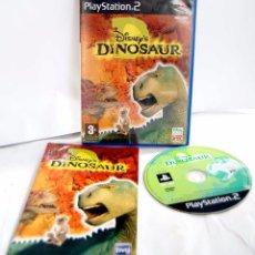 Videojuegos y Consolas: DISNEY'S DINOSAUR PARA PLYAYSTATION 2 PSX PS2 PLAY STATION DISNEYS DISNEY S DINOSAURIOS DINOSAURIO. Lote 92446790