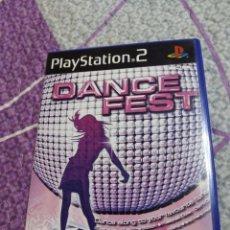 Videojuegos y Consolas: JUEGO PS2. DANCE FEST. Lote 93137750